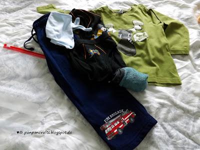Pack (d)eine Klinik-Notfalltasche / Ho To Pack a Hospital Emergency Bag | http://panpancrafts.blogspot.de/
