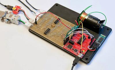 MSP430 Value Line Launchpad DRO controller setup