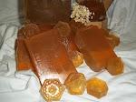 sabonete de mel