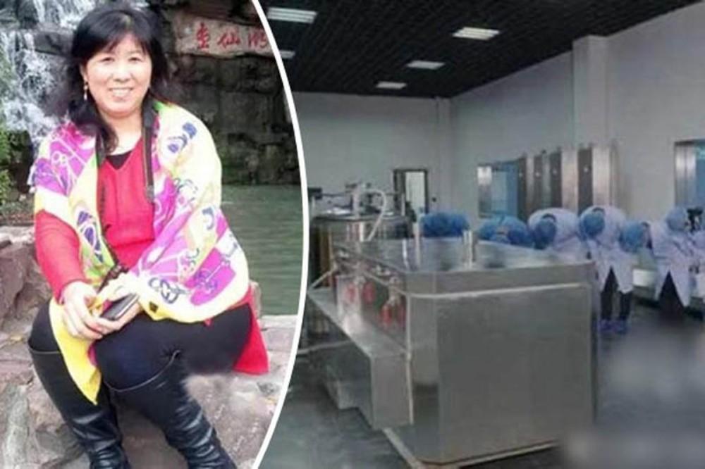 للمرة الأولى في العالم، تجميد جثة امرأة طمعا في إعادة إحيائها