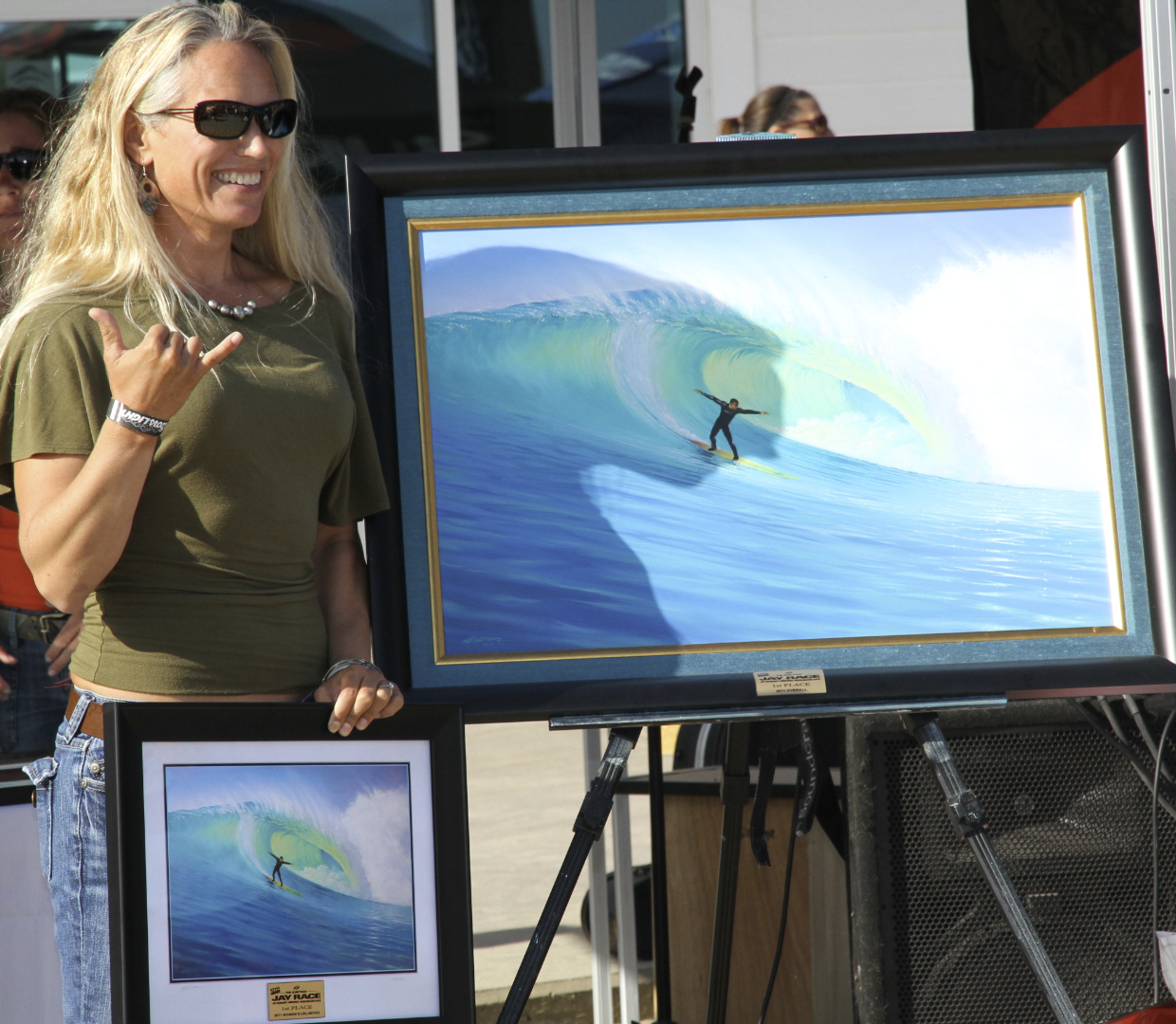 Kim And Jay Moriarity http://hikanesa.blogspot.com/2011/07/jay-moriarity-race-2011.html