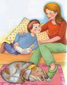 Летнее чтение детей