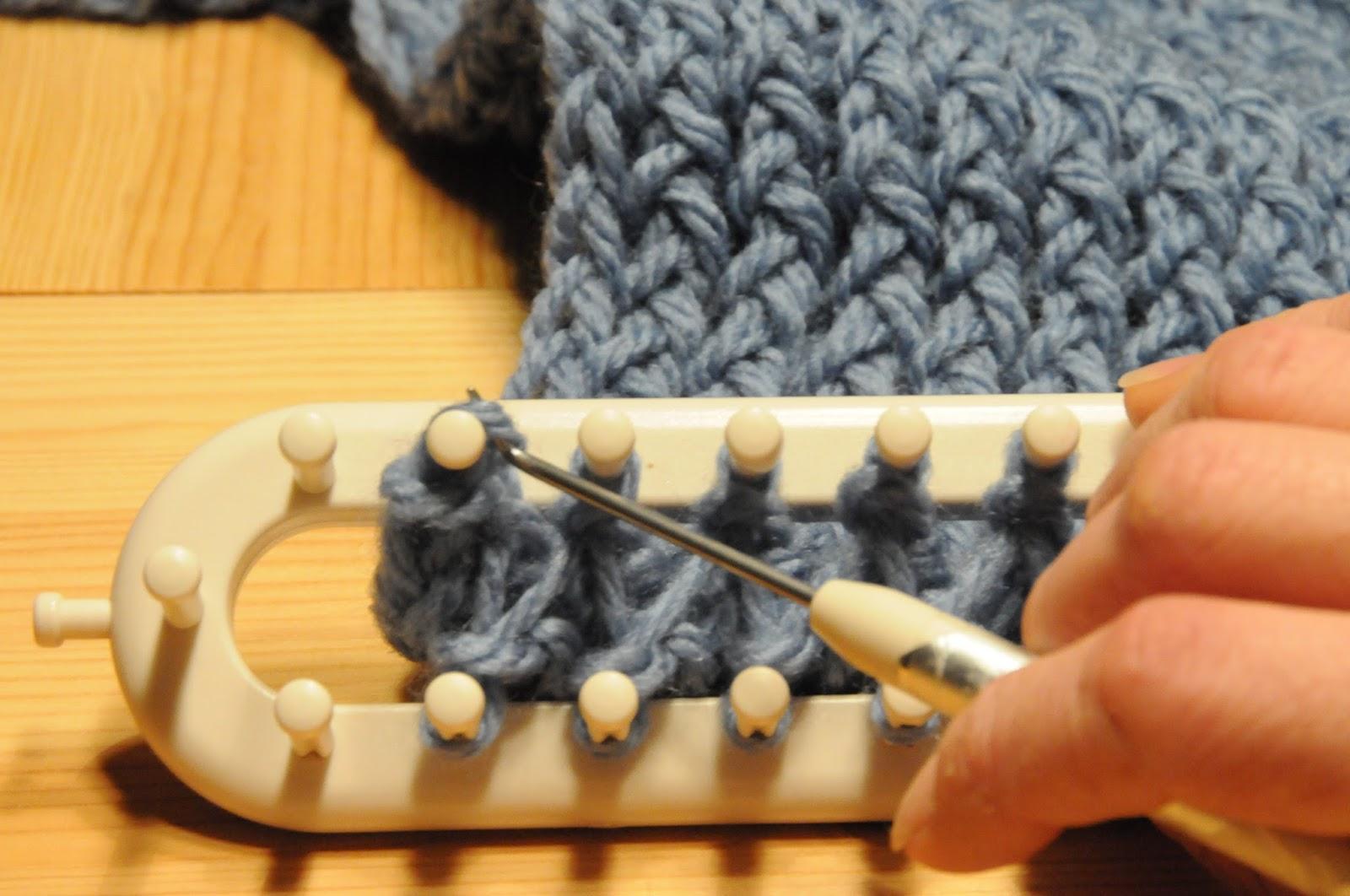 du bout des doigts tricotin g ant. Black Bedroom Furniture Sets. Home Design Ideas