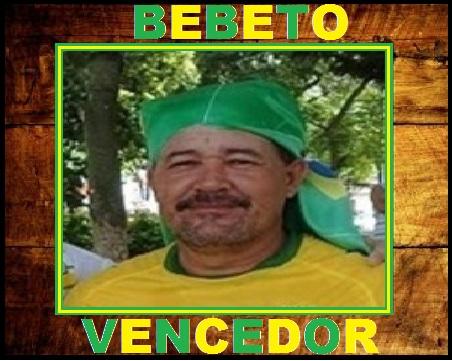 Bebeto é eleito novo presidente da associação dos moradores do Loteamento Santana