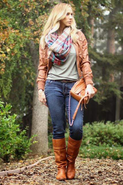 plaid blanket scarf parlor girl