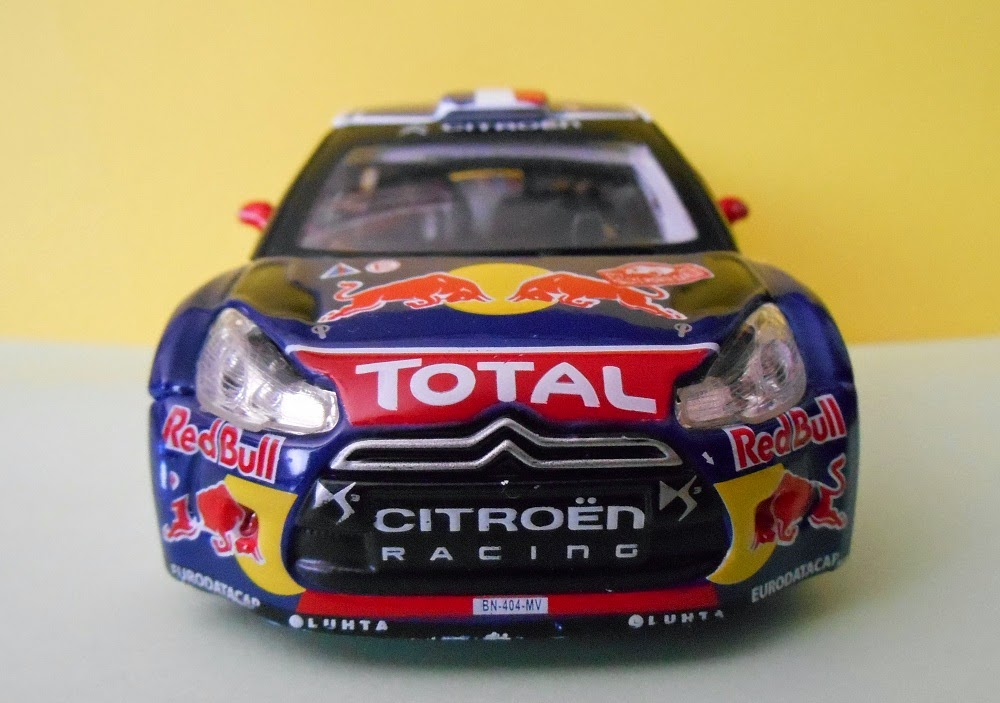 burago diecast model car citroen DS3
