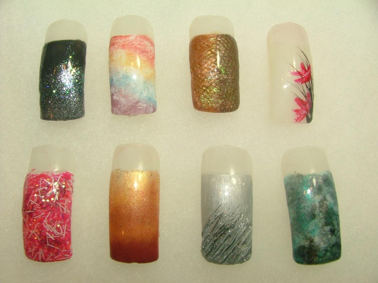 Karrie Welch Makeup Artist: Nail art!