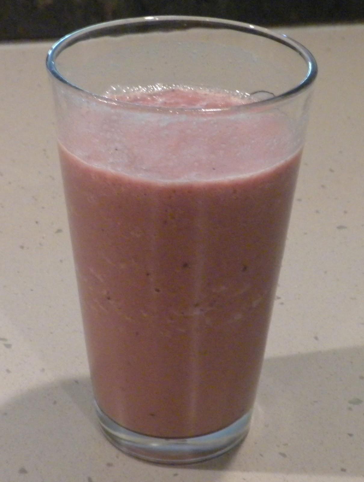 Strawberry Shakeology Recipes Tropical strawberry shakeology