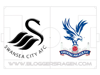 Prediksi Pertandingan Swansea City vs Crystal Palace