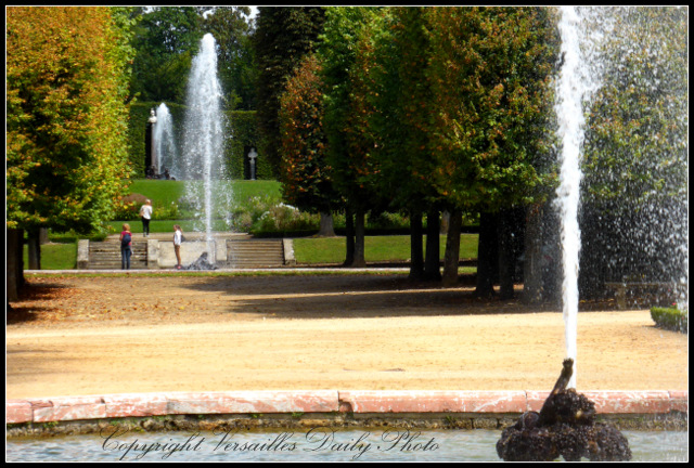 Fountains Grand Trianon Versailles