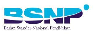 Saya beberapa kali mencoba link BSNP-Indonesia.org mendapati web
