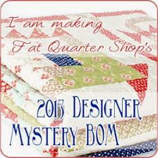2013 Designer Mystery BOM