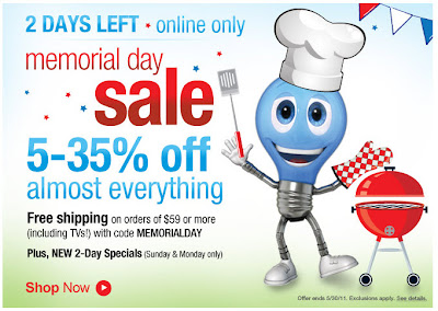 Click to view this May 29, 2011 Kmart email full-sized