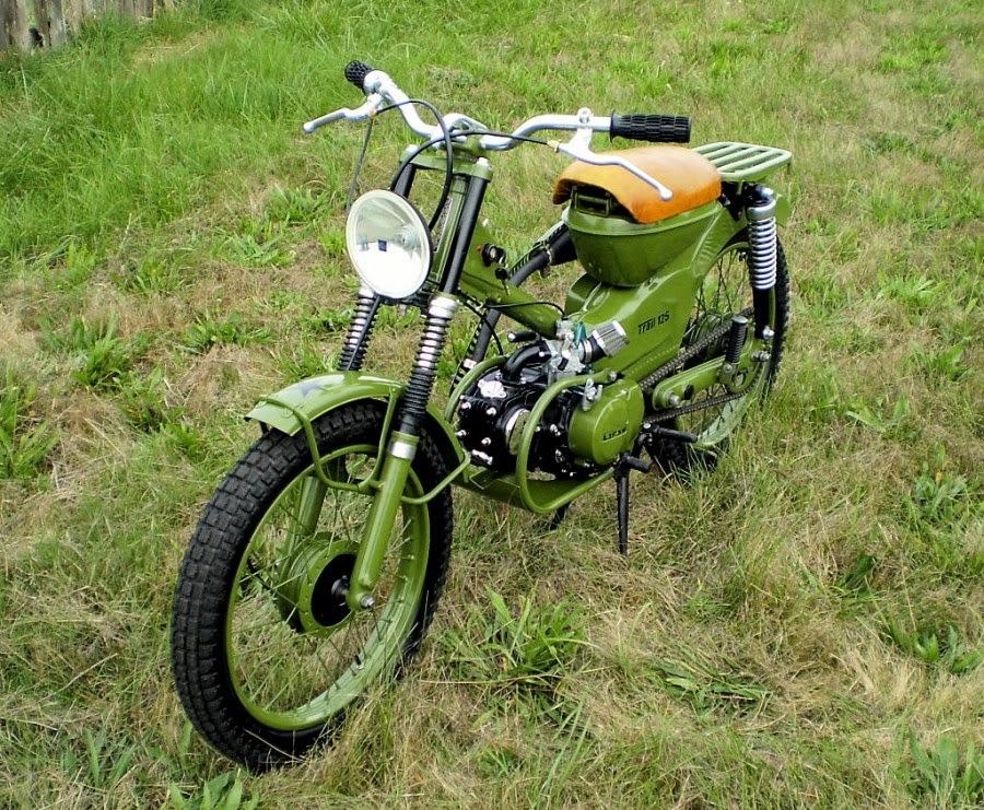 1966 honda trail 90 parts