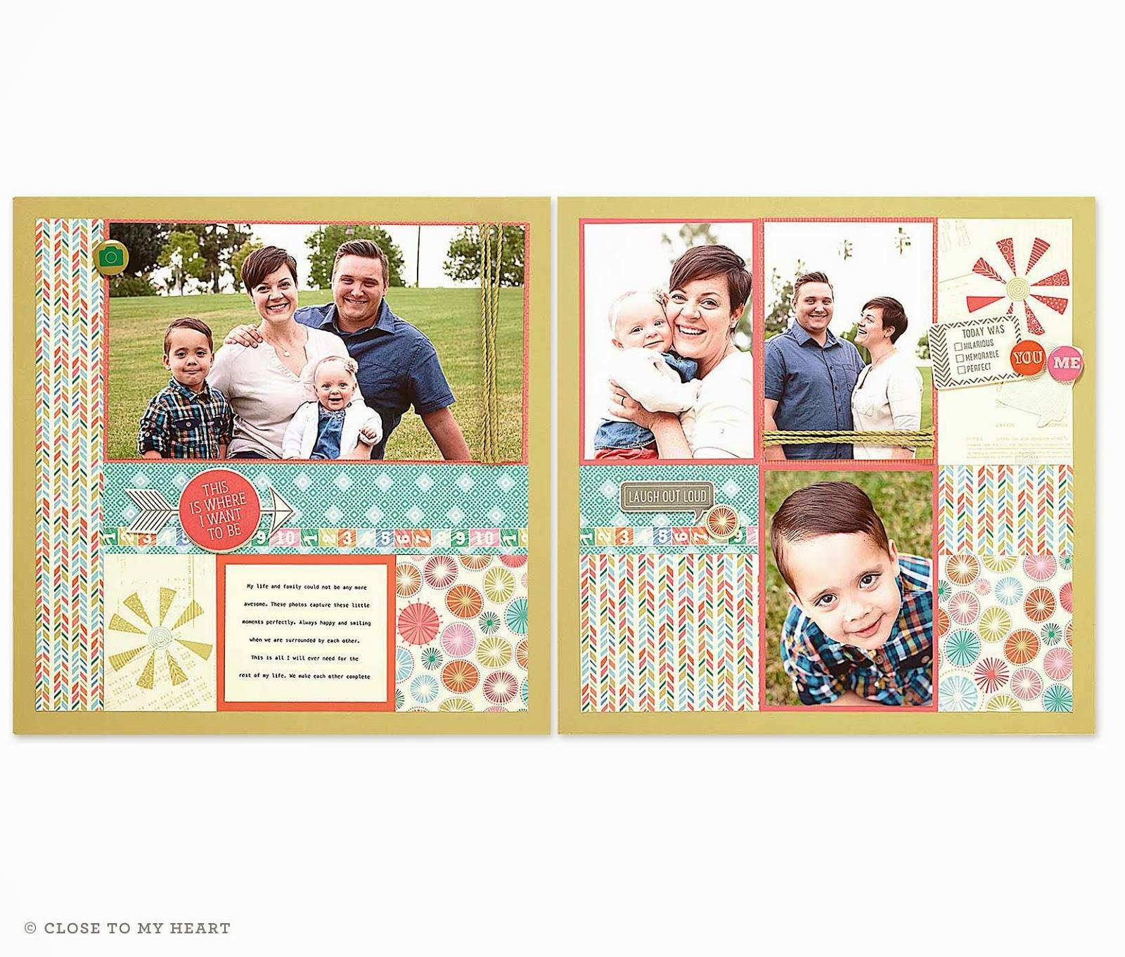 CTMH Hopscotch Paper Pack