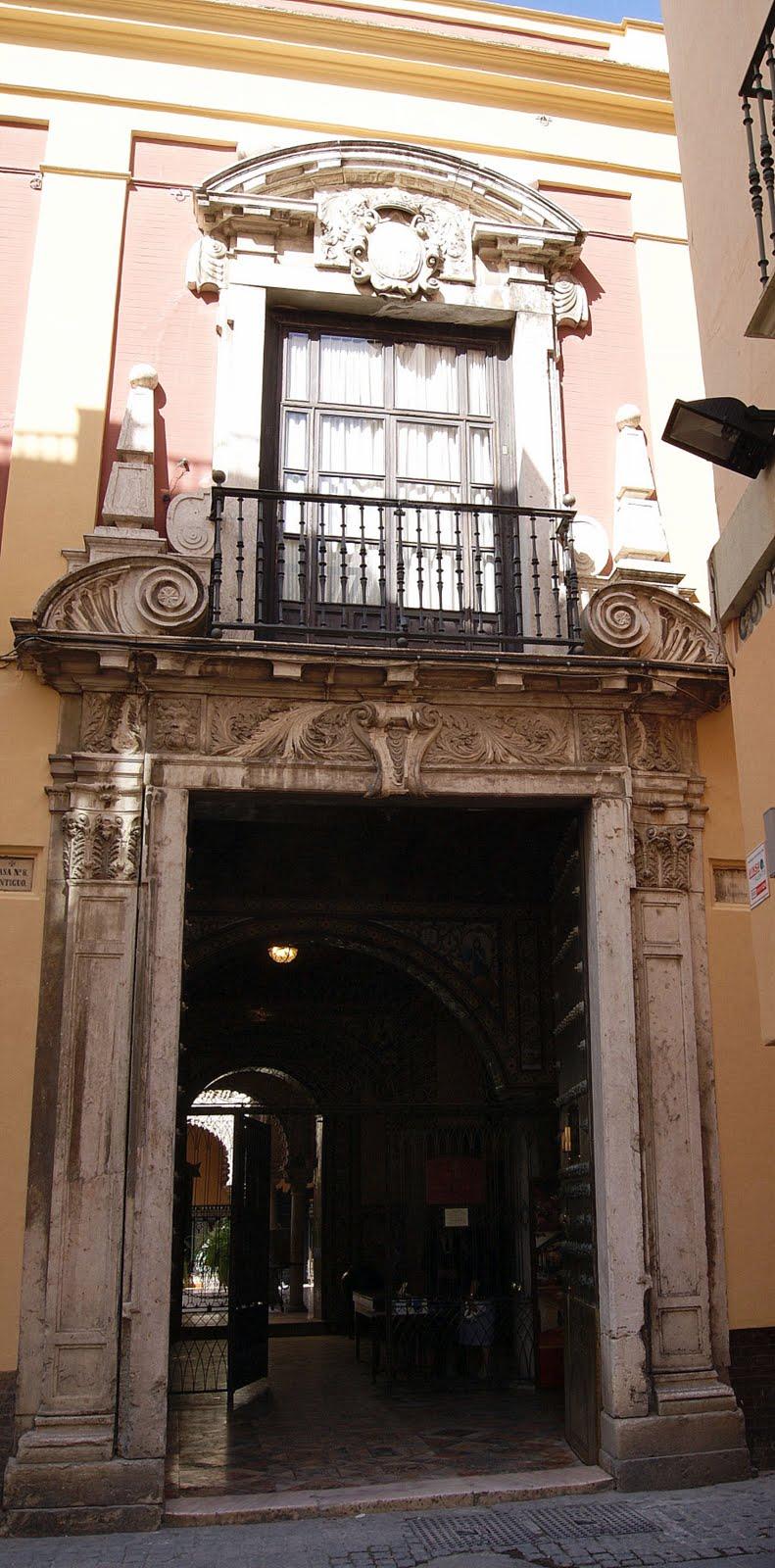 Leyendas de sevilla palacio de la condesa de lebrija i for Alquiler de casas en lebrija sevilla