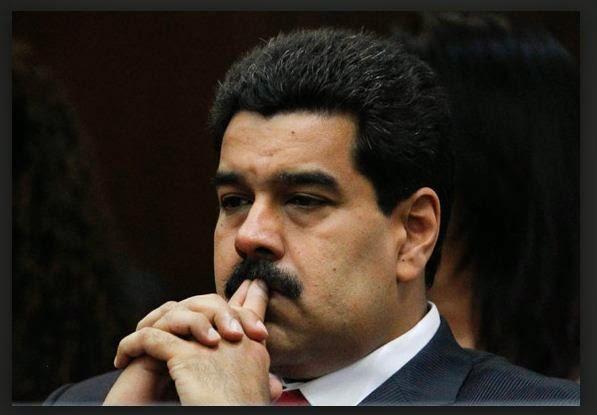Presidente Maduro Venezuela hay un golpe de Estado en marcha