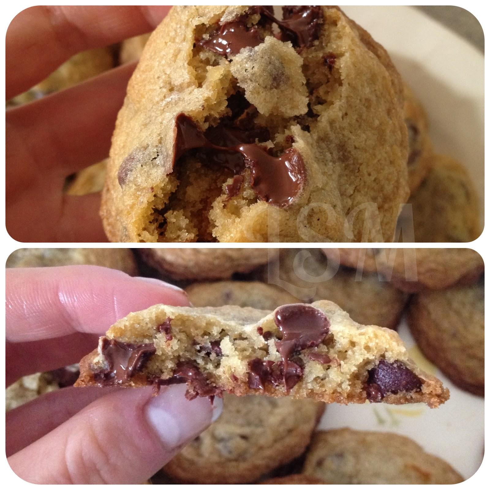 ... : My Long Easter Weekend plus Mrs. Wakefield's Chocolate Chip Cookies