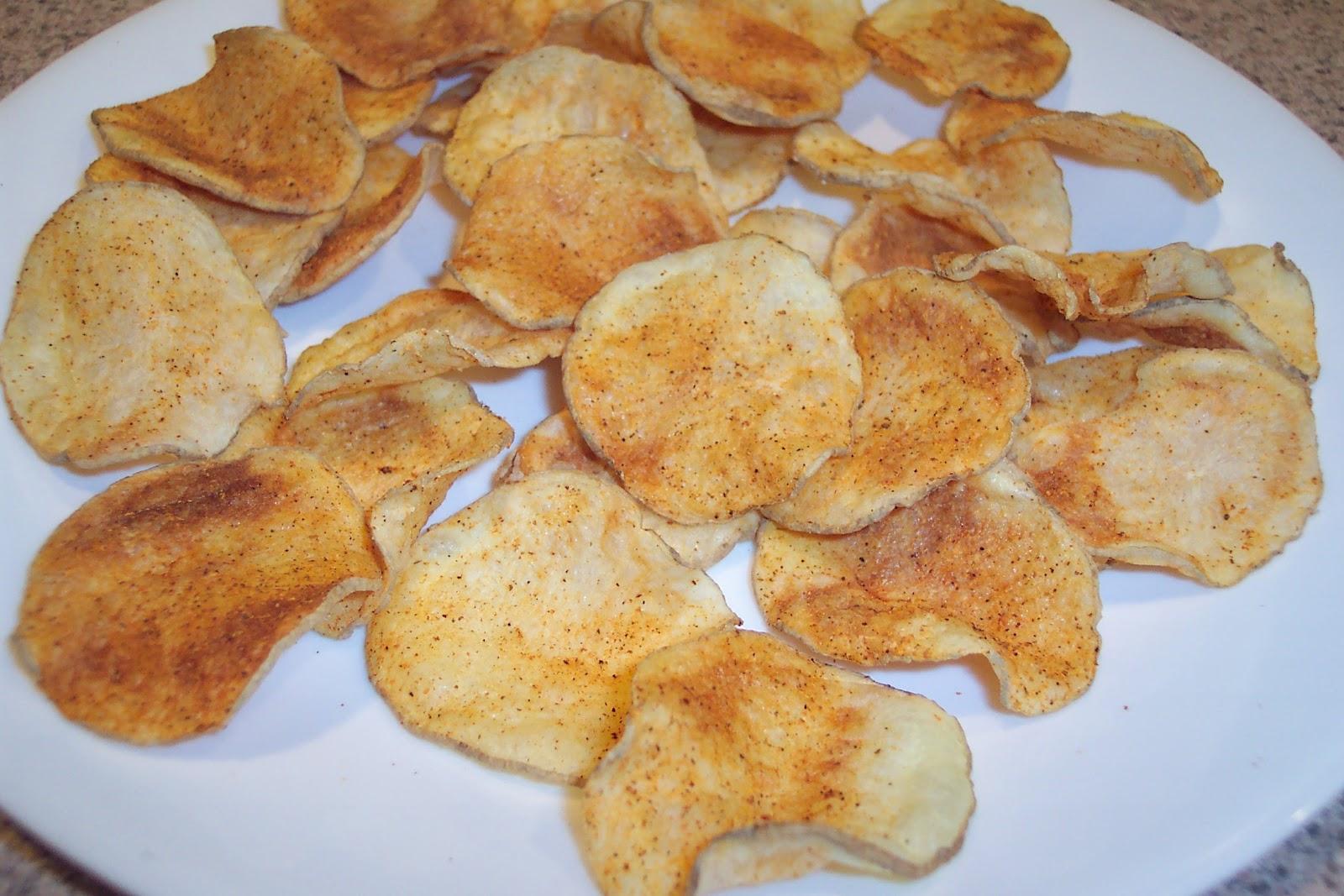 Куриные чипсы в домашних условиях рецепт