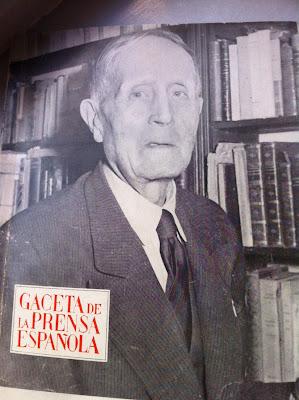 Azorín: primera crónica telegráfica de España y humillación periodística en París