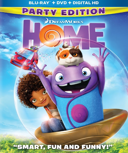 Home (2015) ΜΕΤΑΓΛΩΤΙΣΜΕΝΟ ταινιες online seires xrysoi greek subs