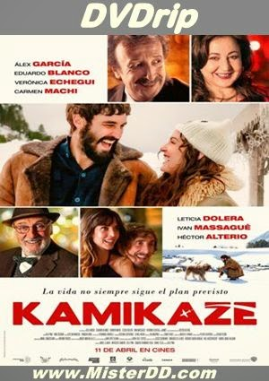 Kamikaze (2014) [DVDRip]