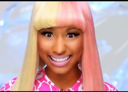nicki minaj super bass makeup looks. Nicki Minaj : Super Bass
