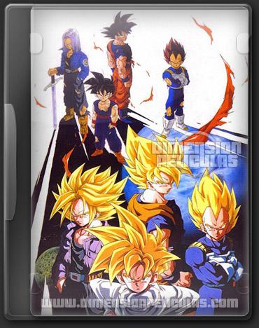Dragon Ball Z: Todas las Películas (DVDRip Español Latino)