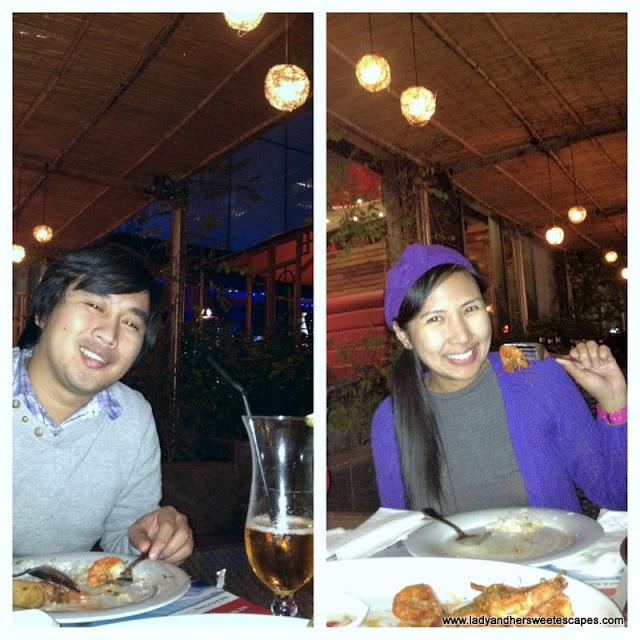 Last Dinner Date 2012