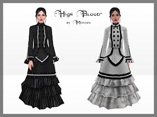 'High Blood' Miniset by Meronin Blood1