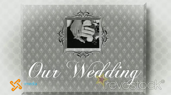 RevoStock Wedding Album Slide Show