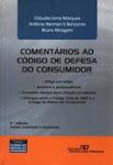 Livros - Comentários ao Código de Defesa do Consumidor