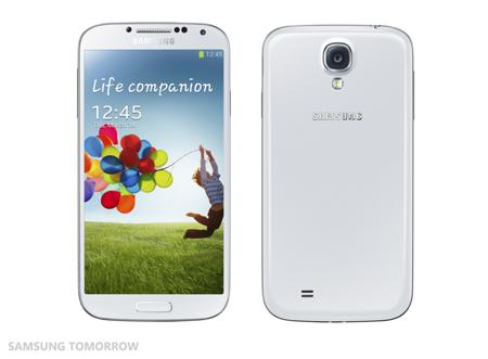 Samsung Galaxy S4. (Sumber dari Google)