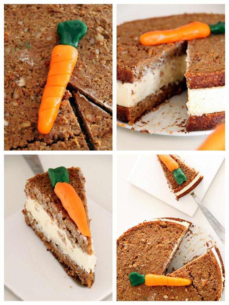 Medium Rare Carrot Cake