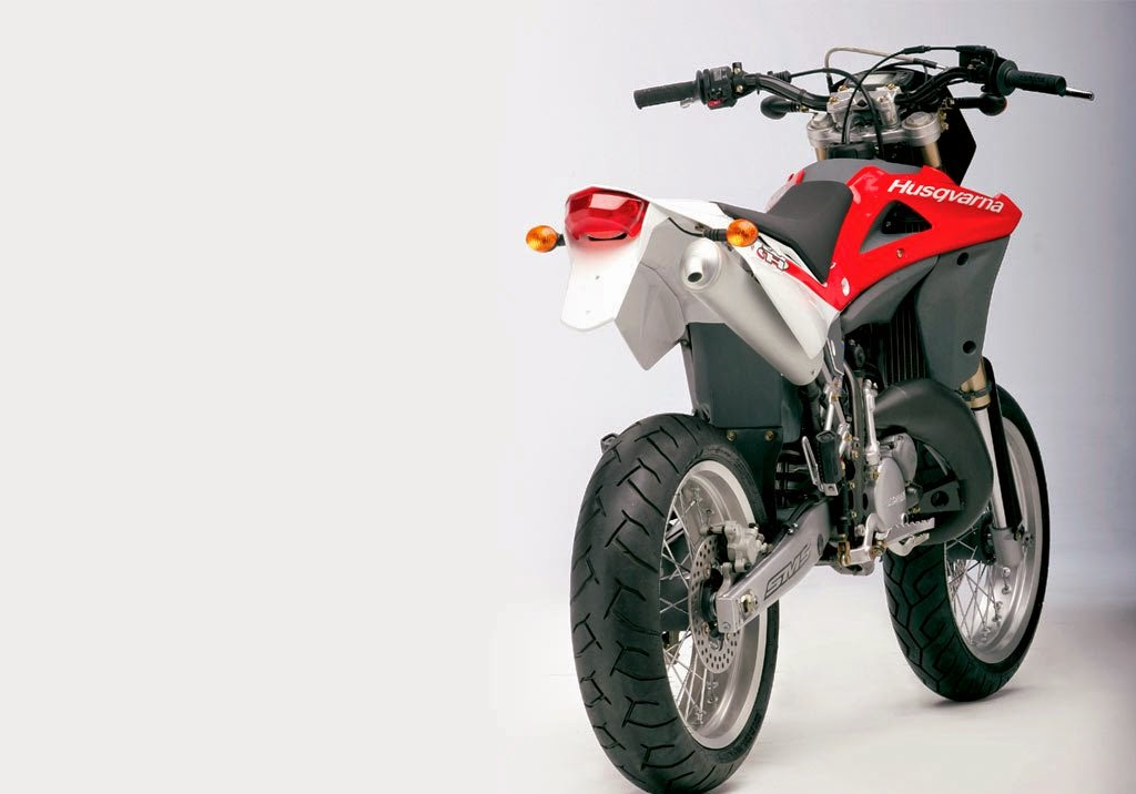 Husqvarna SM125S UPcoming motorcycles