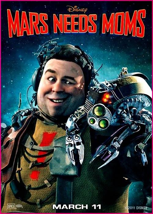 Mars Needs Moms 2011