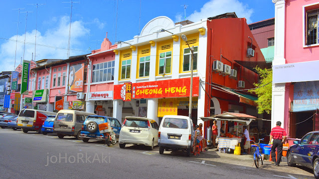 Lau-Lee-Fishball-Noodles-Muar-Johor-老李鱼丸面