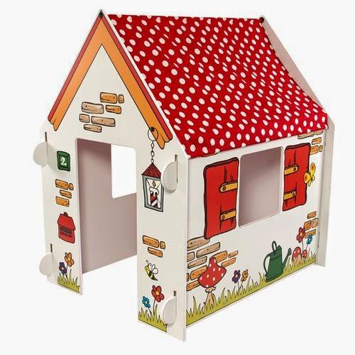 Initiales gg shopping 7 cabanes en bois moins de for Cabane interieur enfant