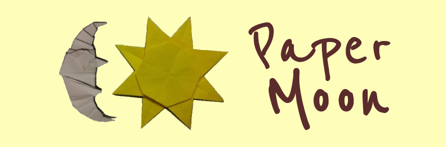 Paper Moon Easy Origami For The Easily Bored Ninja Star