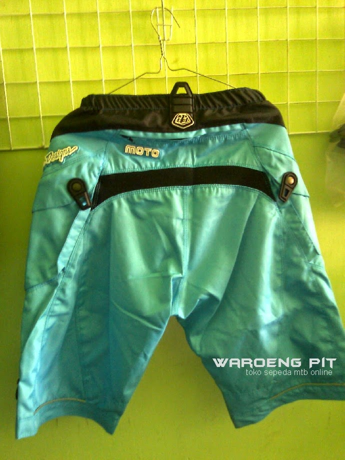 Jual Celana Original TLD Asli Biru muda Sepeda Mtb Gunung Mountain Bike 2