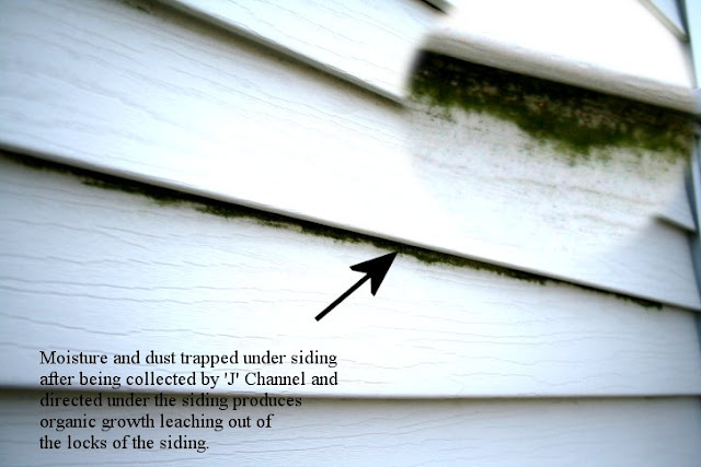 Siding Leak Potential is Met With Underlayments – Wrong Idea by Robert Wewer Siding Leaks are caused by bad methodology by the industry.  This needs to change.