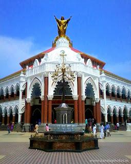 Kerala Photos - Edapally Church