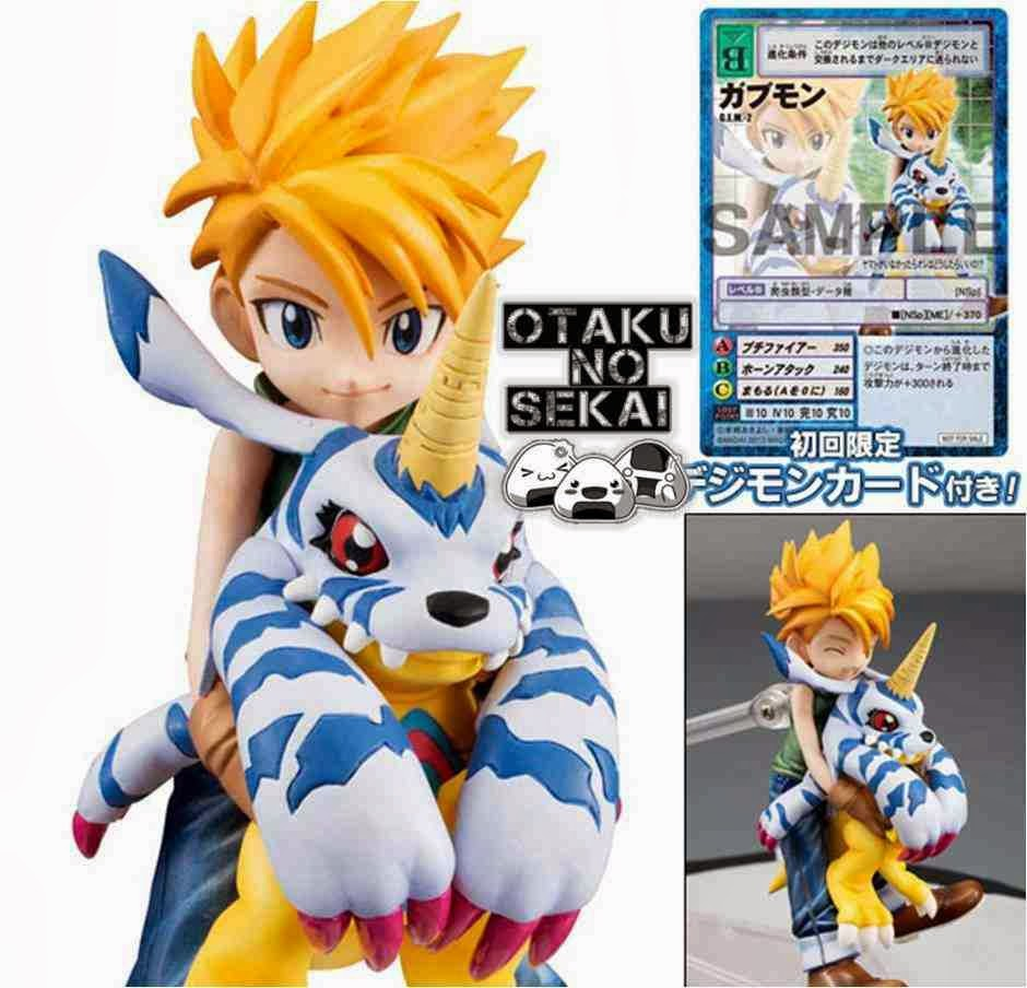 G.E.M. Series - Digimon Adventure: Matt & Gabumon