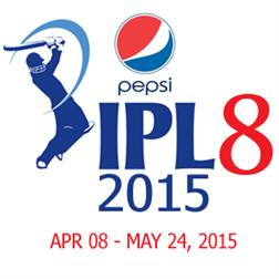 Mumbai Indians clinches Indian IPL 2015, T20/20 trophy