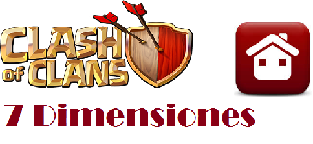 Clash of Clans. 7Dimensiones