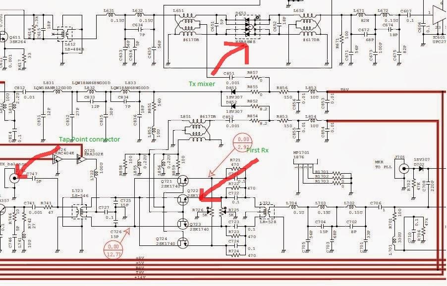 vk4zxi november 2013 DVB-T Receiver dvb t circuit diagram