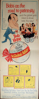Insert American film poster for A Global Affair