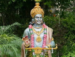 NTR's Sri Krishnavataram Statue Unveiling in Los Angeles, USA