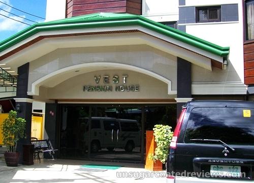 Vest Pension House in Bohol
