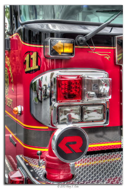Lights of Engine 11